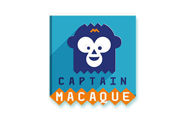 Captain Macaque Logo