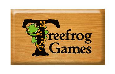 Treefrog Games Logo